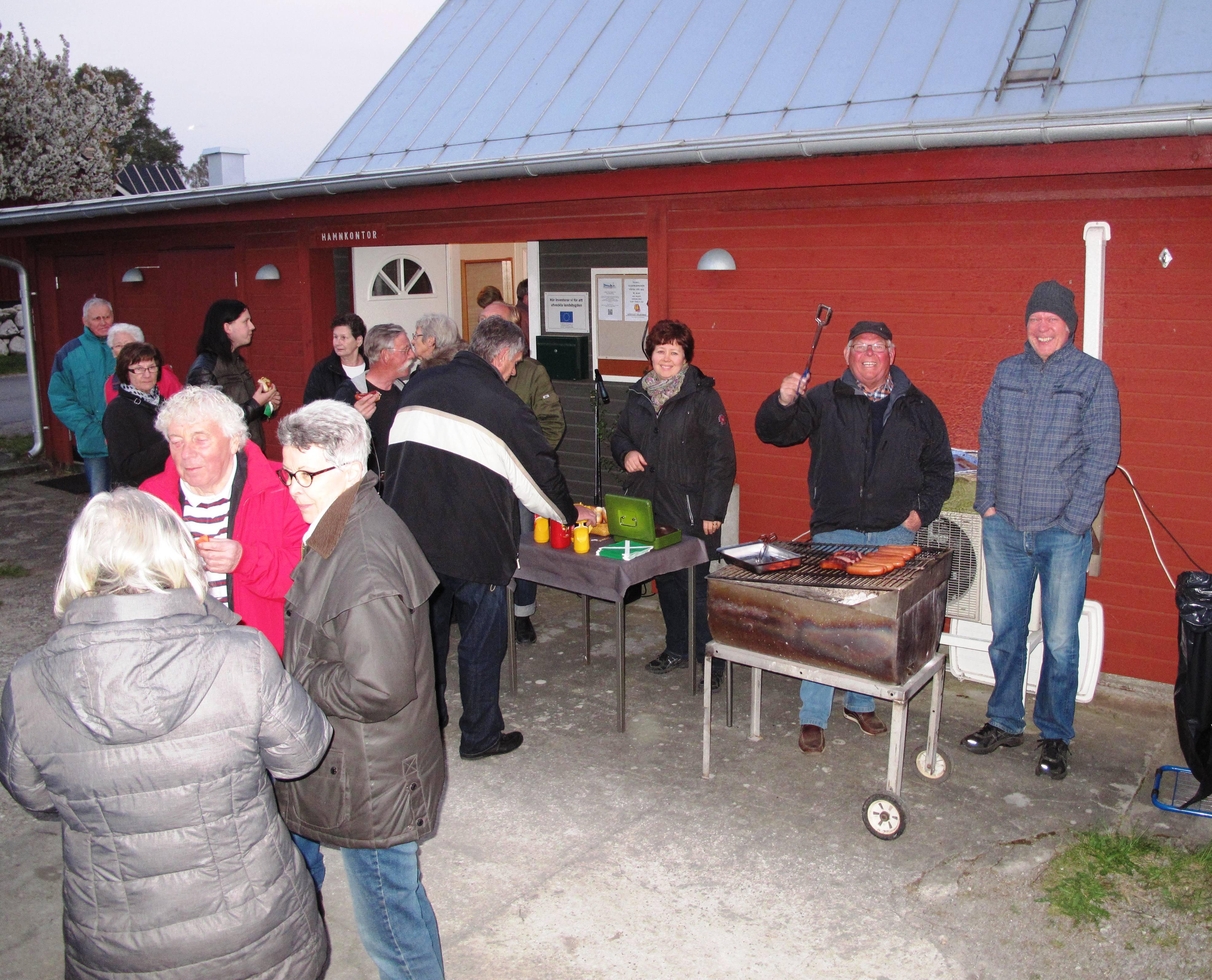 Traditionsenlig Valborg..