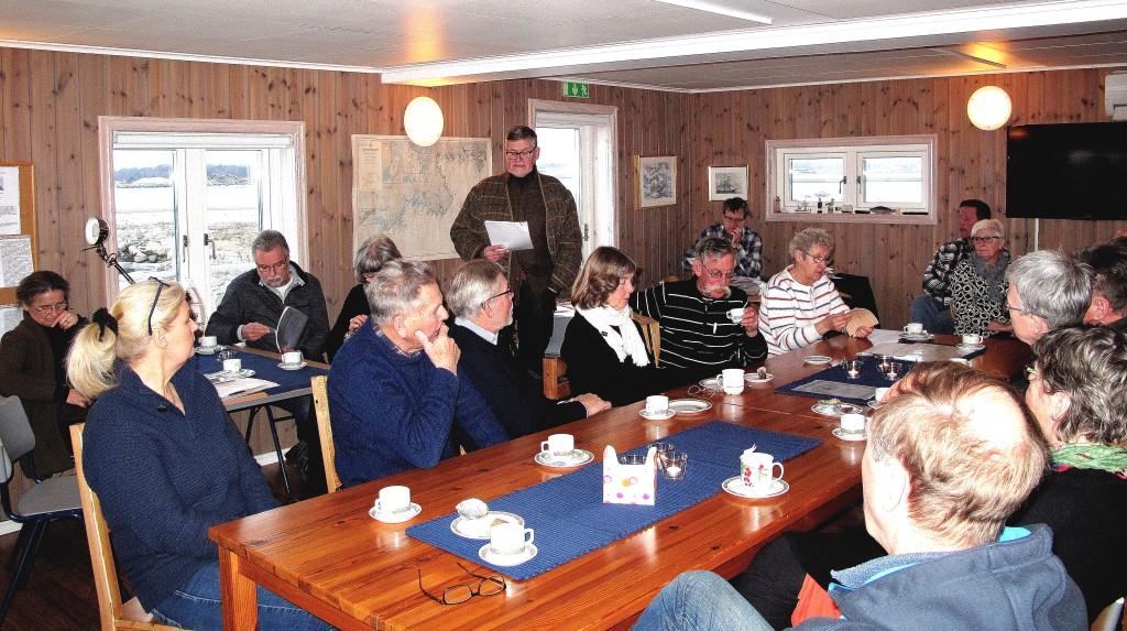 Båtolog Anders Nilsson bidrog med fartygshistorik.