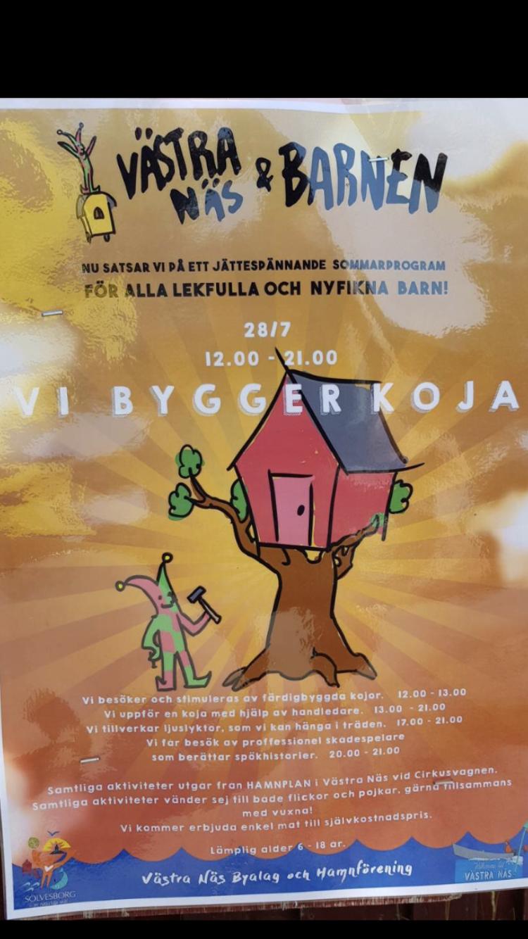 STOR FINAL VÄSTRA NÄS OCH BARNEN 28/7