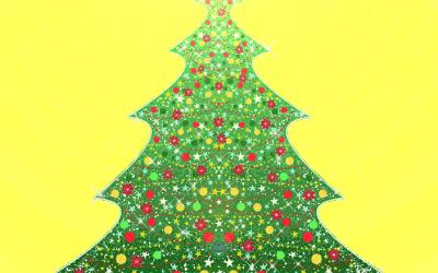 Julgranständning lördagen 1/12  kl 16.00