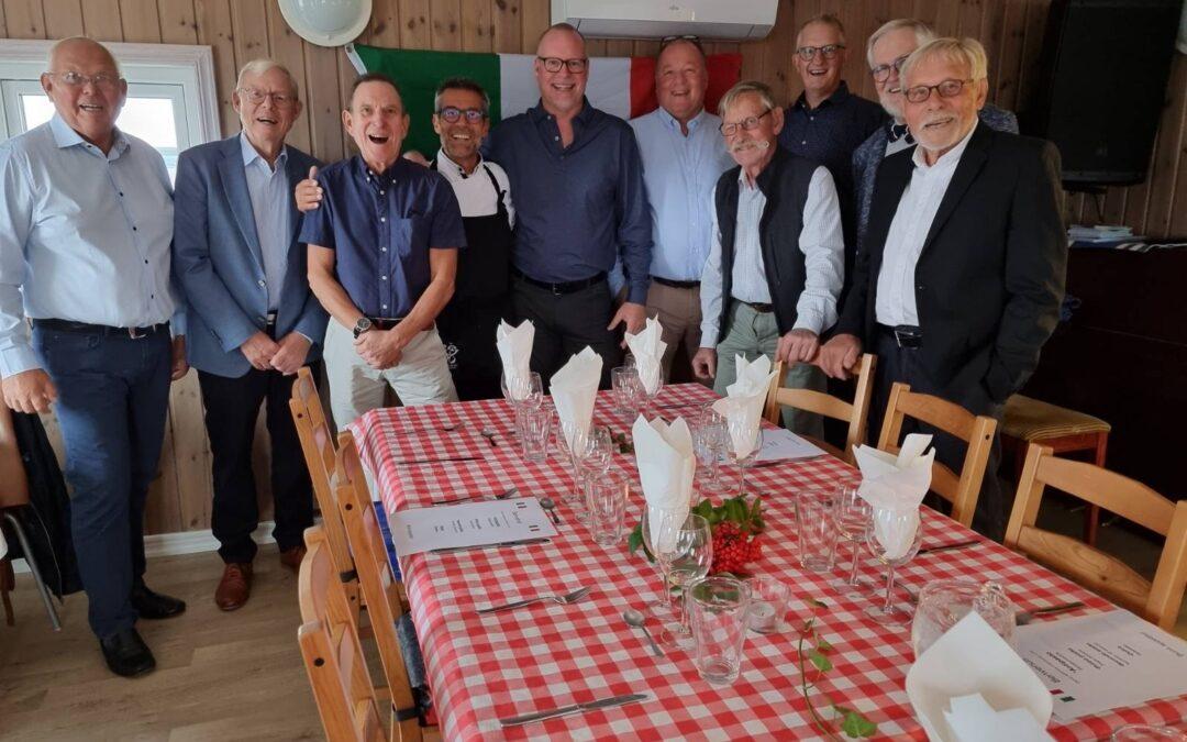 Italiensk afton blev en succé i Västra Näs Filéhus!!
